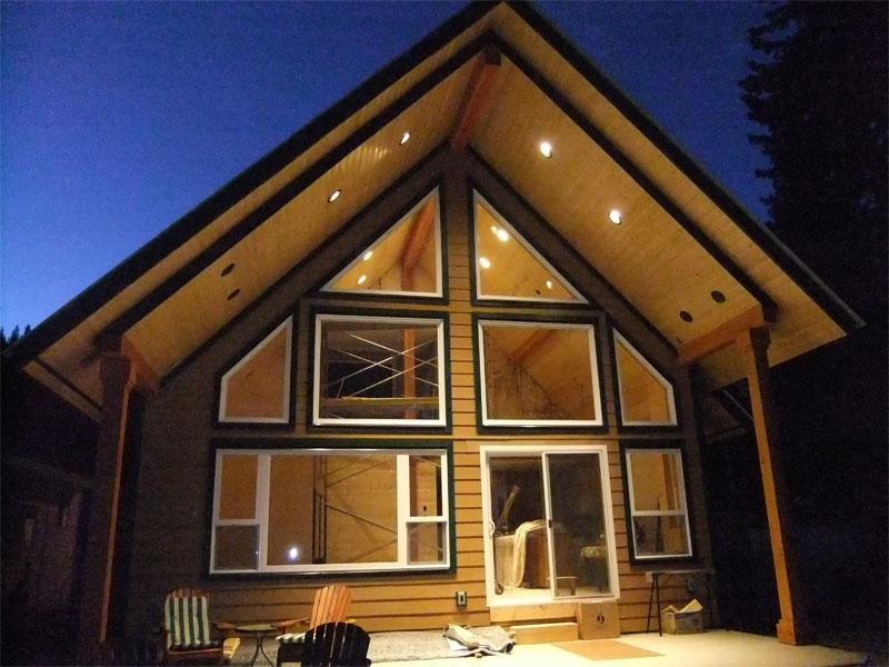 Osprey Log Cabin